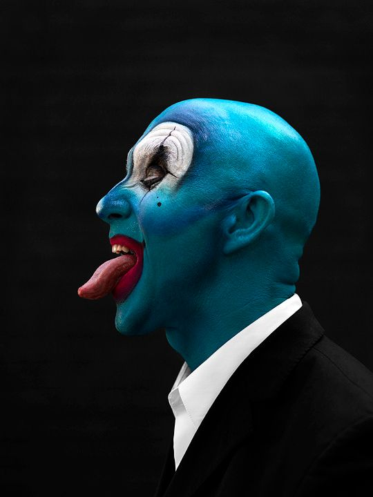 Creative Agency Blog Image: PEROU wins Creativepool's Annual 2016 Photography Award for Coulrophobia