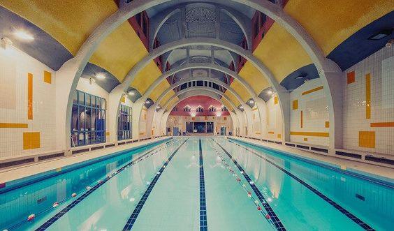 franck bohbot - piscine vide