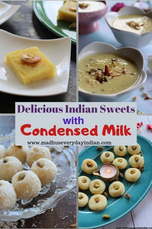 Quick And Easy Indian Sweets With Condenesed Milk In 2020 Kulfi Recipe Indian Sweets Indian Desserts