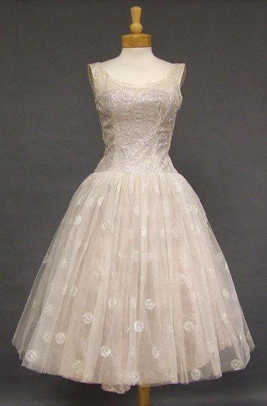 lavender lame prom dress