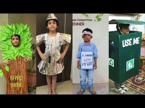First Prize Wining Fancy Dress Competition Ideas For Kids Latest