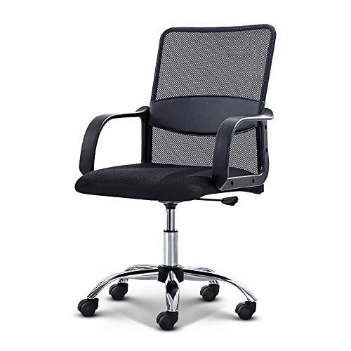HVL532 Mesh Computer Chair with Arms for Office Desk Black HON Prominent High Back Task Chair