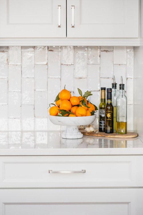 This Tile Placement Is Everything Kitchen Design Modern Garden