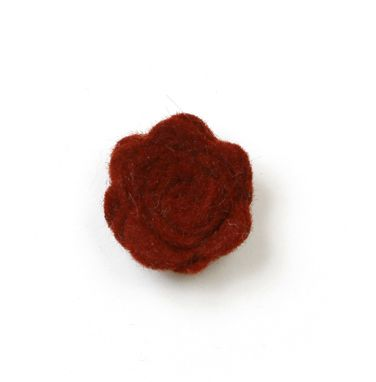 Blood Red Flower [TKF106] - $8.00 : The Knottery, Attainable Style