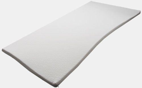 Pyramidenk Nig 100cm X 200cm X 5cm Viscoelastische Matratzenauflage Mit Bezug Coolmax H Rte 2 Visco Auflage Topper Memory Ma In 2020 Matratzenauflage Matratze Schaum