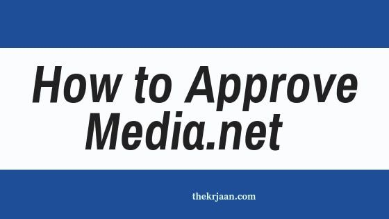 How To Make Money With Media Net