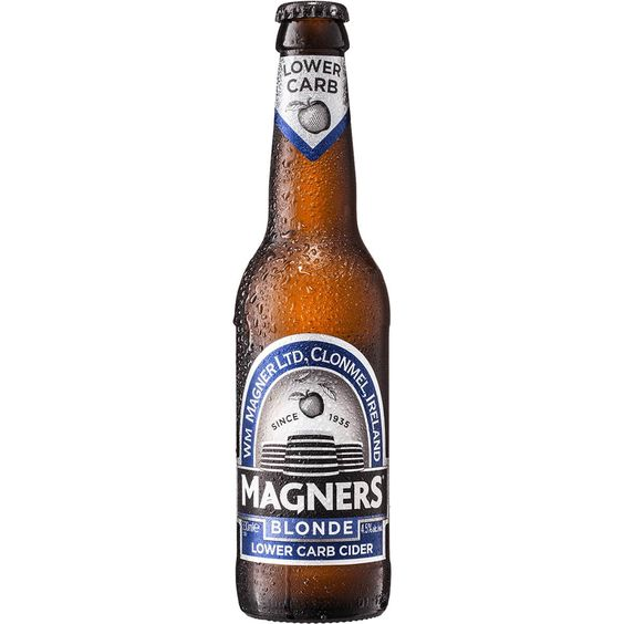 Bia Magners Blonde Cider 4,5% - Chai 330ml