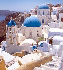Aegean Greek Island Hopper with Athens - 13 days in Mykonos, Paros & Santorini plus Classical Greece optional extension