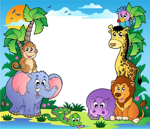 Image Result For Animal Vector Free Download Cute Animals Images Animals Images Animals Wild