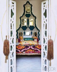 Moroccan Style: Vibrant Colors, Prints & Patterns   Vine