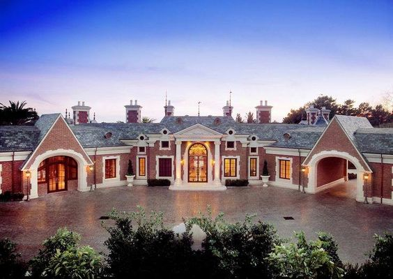 Photos From Jacqueline Jovanovic S Post Jacqueline Jovanovic Mansions Luxury Homes Dream Houses French Chateau