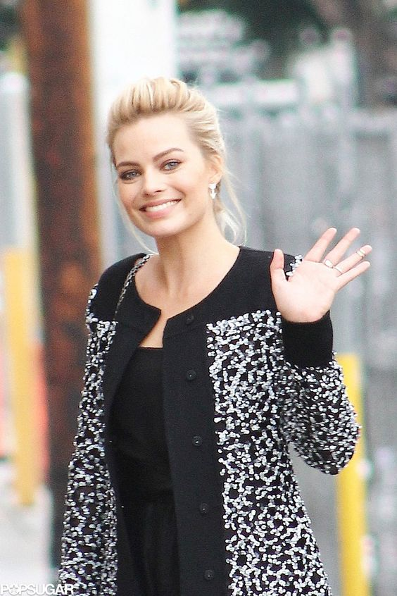 Margot Robbie Style And Jackets On Pinterest