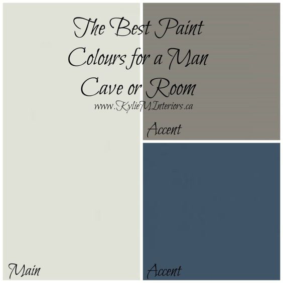 Best Paint Colors For A Man Room Man Cave My Boys