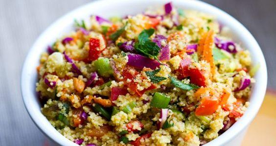 Couscous Confetti Salad - 194 Calories