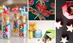 12 lazos handmade para tus packaging navideños | Aprender manualidades es facilisimo.com