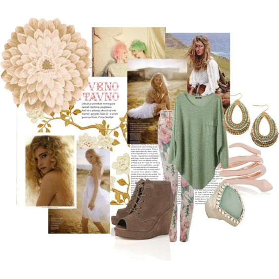 Spring Time, created by cecilia-ann on Polyvore