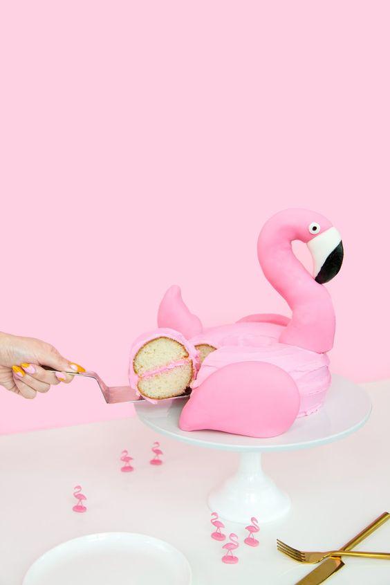 Aww, Sam: Search results for Flamingo cake