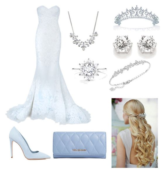 """Prom"" by superstar1304 ❤ liked on Polyvore featuring Dee Keller, Vera Bradley, Givenchy, Bling Jewelry and Swarovski"
