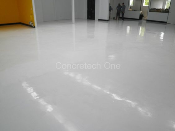 How To Clean Cement Floor Of Pinterest The World S Catalog Of Ideas
