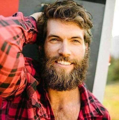 Super Image Result For Lumberjack Cool Hairstyles For Men Mens Natural Hairstyles Runnerswayorg