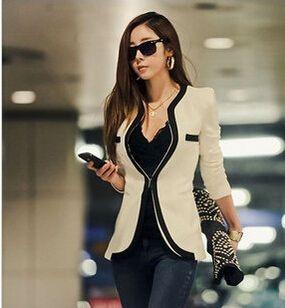 nike air presto Rejuven8 - Pas cher Manteau Nouveau Femmes Mode Slim Casual Vestes d\u0026#39;hiver �� ...
