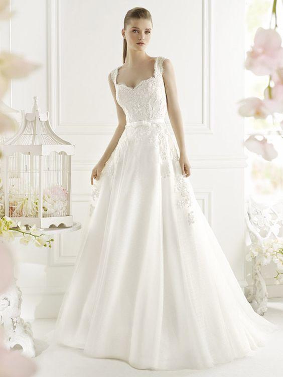 Brautkleider im gehobenen Preissegment | miss solution Bildergalerie - Gea by AVENUE DIAGONAL