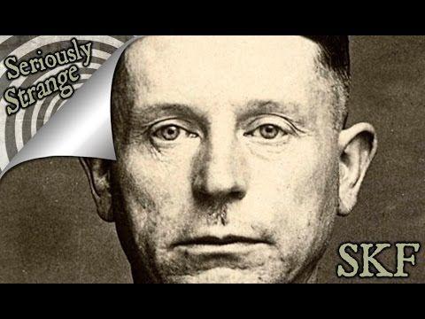 Serial Killer File: Peter Kürten   SERIOUSLY STRANGE - YouTube