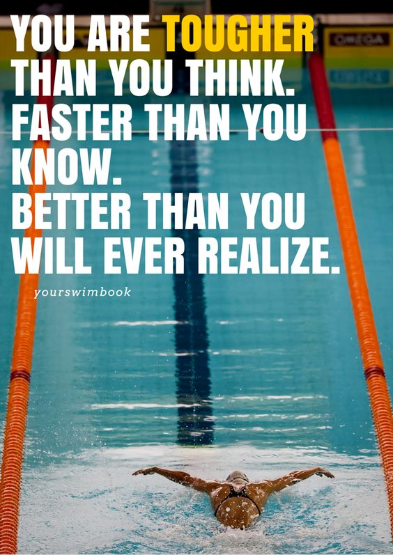 Motivational Posters for Swimmers http://www.yourswimlog.com/swimming-posters/