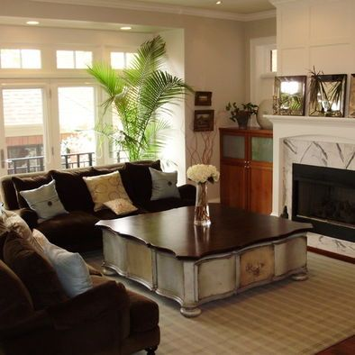 brown couch design pictures remodel decor and ideas brown furniture living room ideas