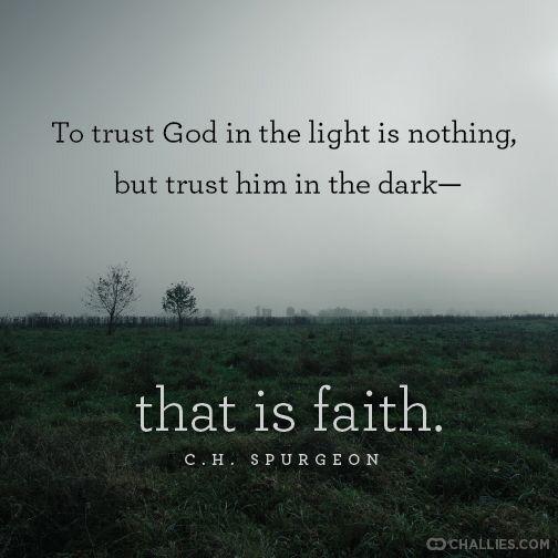charles spurgeon on faith