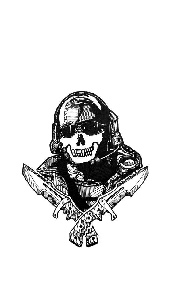 Call Of Duty Ghost Mejores Fondos De Pantalla De Videojuegos Fondos De Pantalla De Juegos Posteres Vintage
