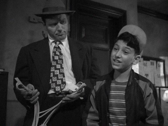 Side Street (1950) Film Noir, Anthony Mann, Charles McGraw,