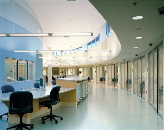 Hospital Emergency Room Design Like The Cubby For Crash