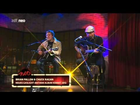 Brian Fallon & Chuck Ragan - Great Expectations (Acoustic). Gets me every time.