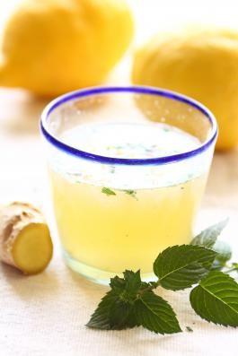 Krepčilna limonada