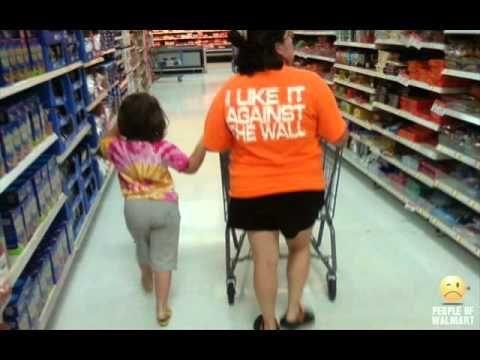 The Customers of Walmart