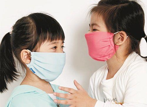 phòng bệnh tai mũi họng ở trẻ