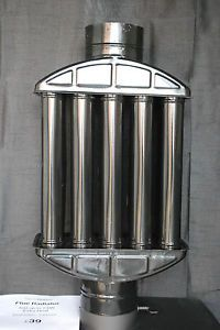 Wood Stove Heat Exchanger Ebay Firepits Stoves Ovens