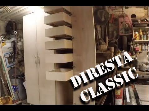 Diresta Tbt Armoire Wardrobe Closet Youtube In 2019