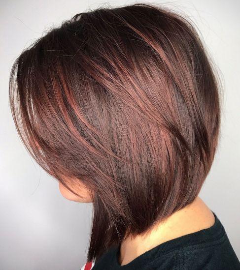 70 Perfect Medium Length Hairstyles For Thin Hair In 2020 Bob Frisur Bob Feines Haar