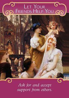 Get A Free Tarot Card Reading Using Our Oracle Card Reader - Featuring Doreen Virtue's Angel Tarot Cards - HealYourLife.com #tarotcardlife