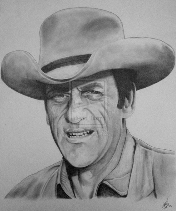 matt dillon gunsmoke | Marshal Matt Dillon from Gunsmoke by ~WEZIAH on deviantART