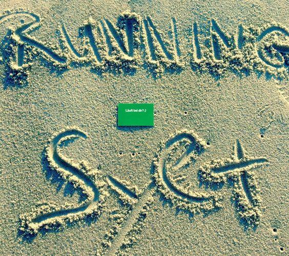 """Good morning #sylt! #runtheworld #laufen #jogging #earlybird #marathon #training #runfurther #beachrun #runfast #trailrunning #ausberlin #dieärzte #trainharder #läuftbeidir #läuftbeiuns #berlinmarathon - """"für die Anmeldung registrieren"""""""