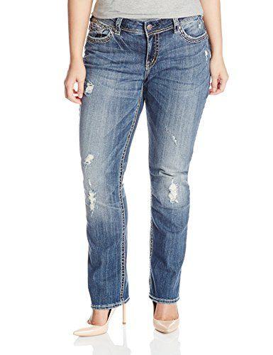 Silver Jeans Juniors Plus-Size Suki Baby Boot Cut Jean, Indigo, 12x31 Silver Jeans Co. http://www.amazon.com/dp/B00KH1D70M/ref=cm_sw_r_pi_dp_ZDjQub05CK64M