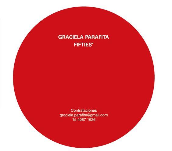 Fifties, de Graciela Parafita. CD toast. Diseño y realización Carlos Carpintero.