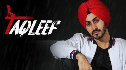 Taqleef Lyrics Rohanpreet Singh Lyrics Wrap Lirik