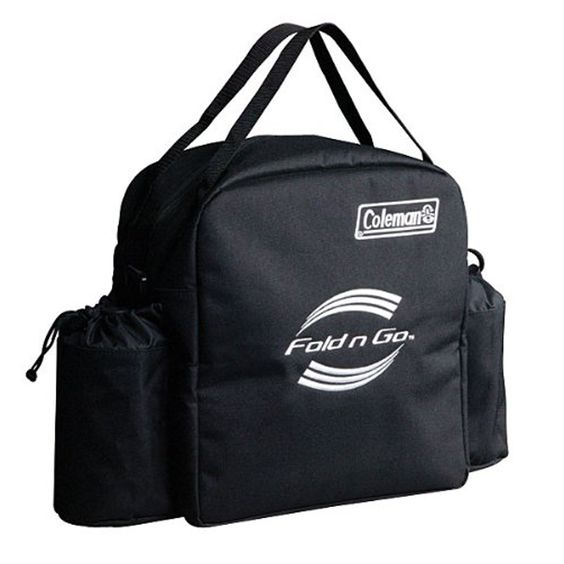 Coleman Fold N Go™ Stove/Grill Carry Case - https://www.boatpartsforless.com/shop/coleman-fold-n-go-stovegrill-carry-case/
