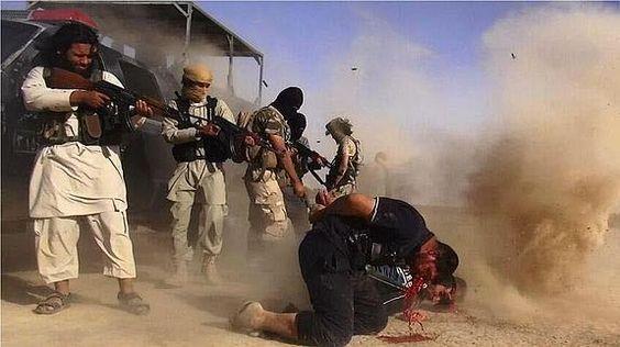 Notícias: Bem vindos ao Iraque Estado Islamico +18