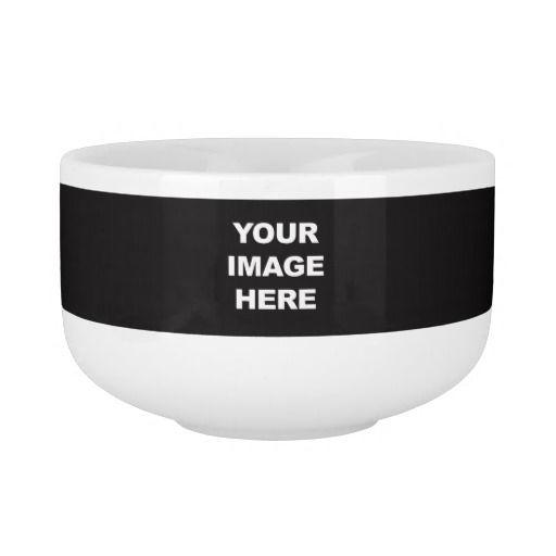 Customize Product Soup Mug