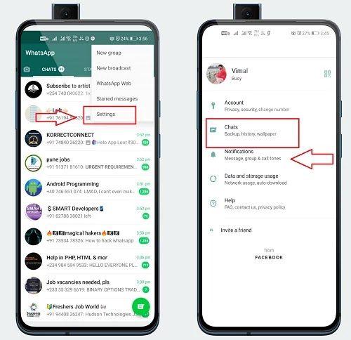 Fondos De Pantalla Para Whatsapp Fondo De Chat Apk
